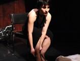 En même temps d'Evguéni Grichkovets, mise en scène Guillaume Béguin. Photo d'Hélène Göhring